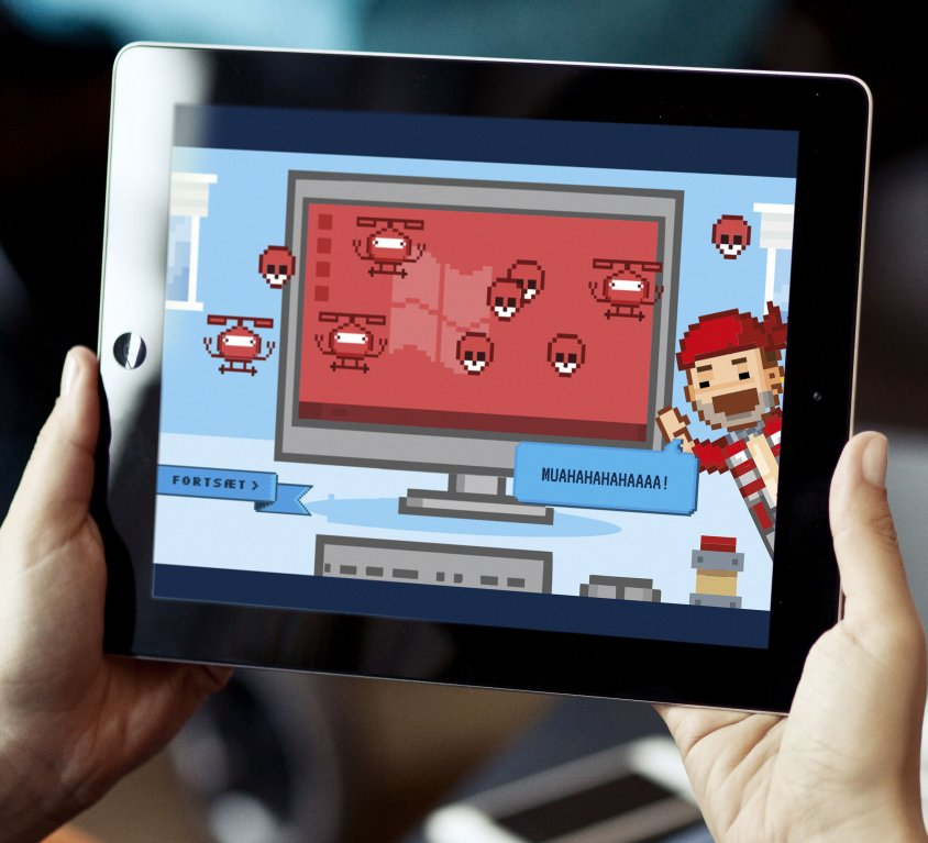 Interactive HTML5 game